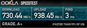 Velocidad Internet EfiMax